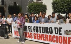 Baza apoya el movimiento ciudadano España Vaciada