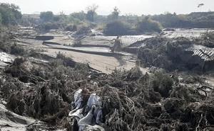 Piden la inmediata limpieza de cauces en la cuenca del Alto Guadiana Menor