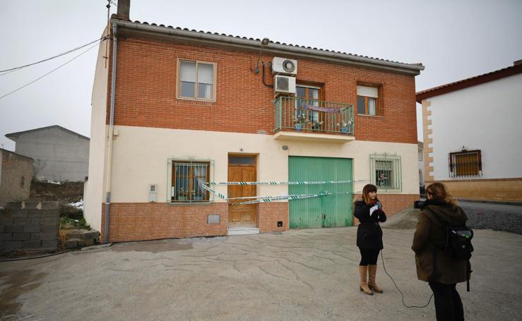 Casa de Caniles donde un hombre ha matado presuntamente a su mujer