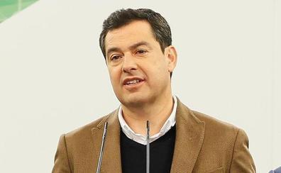 Moreno condena el crimen de Caniles y pide unidad social y de administraciones contra «esta sinrazón»