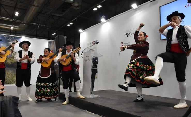 Baza lleva a Fitur su riqueza y calidad gastronómica y sus danzas y vestidos tradicionales