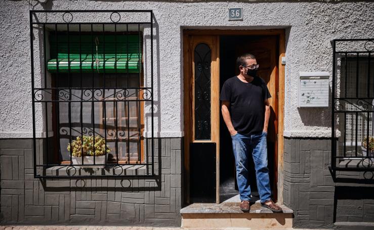 Así vive Puebla de Don Fadrique su confinamiento