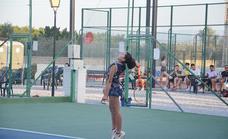 La tenista marroquí Sofia Habad se cuela en los cuartos de final del Open J. Castillo de Baza