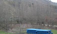 La Asociación de Empresarios pide que se termine la conducción de agua desde Castril a Baza