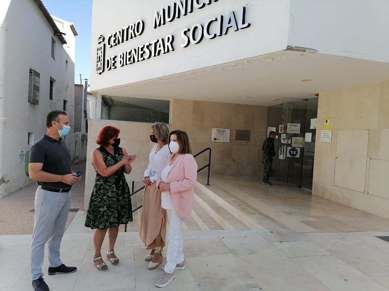 El PSOE destaca que el Gobierno haya duplicado en la provincia el presupuesto para políticas sociales