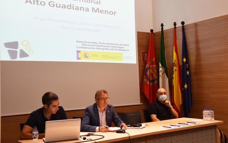 Confederación celebra un taller para recabar aportaciones al Plan Hidrológico del Guadalquivir