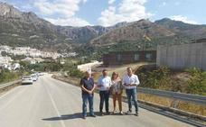 La Junta trabaja en la finalización de los accesos al Hospital de Cazorla y fija su puesta en marcha para 2018