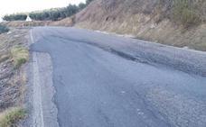 """El PP lamenta que la Junta invierta en """"decorar rotondas"""" mientras mantiene las carreteras cazorleñas en """"mal estado"""""""