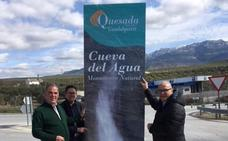 Diputación destina unos 35.000 euros a mejorar infraestructuras turísticas de Huesa y Quesada
