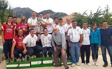 El equipo Cazorla Puente de las Herrerías se alza con la Copa de Andalucía de bolos