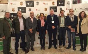 Expertos internacionales debaten en Cazorla sobre los programas de reintroducción del quebrantahuesos