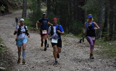 La Ultra Trail Bosques del Sur supera la mitad de los corredores inscritos