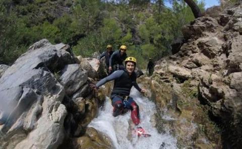 Los parque naturales de Jaén son el escenario idóneo para el turismo de aventura