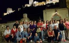 Los churrianeros 'conocen Granada' y su provincia