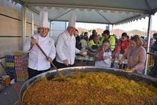 Churriana celebra el tradicional Día de las Merendicas