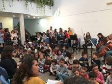 Intensa actividad cultural en Churriana