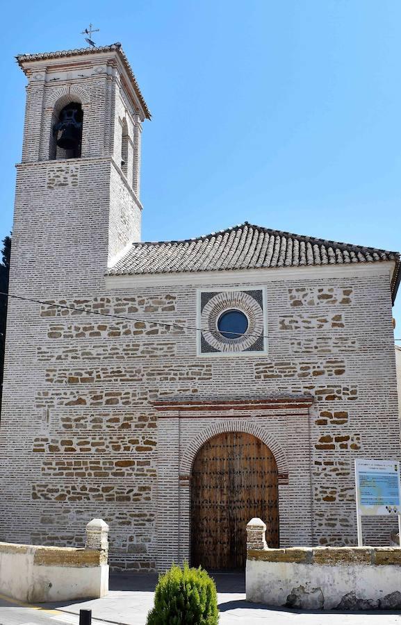 Churriana de la Vega rehabilita su patrimonio histórico artístico