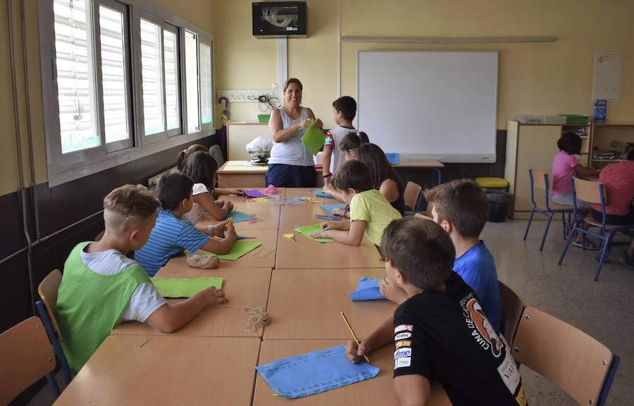 Intensa actividad en Churriana durante el verano