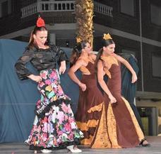 Miles de vecinos y visitantes disfrutaron de las Fiestas Patronales de Churriana de la Vega