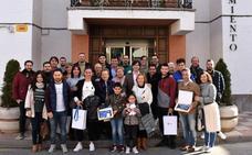 El Ayuntamiento de Churriana de la Vega homenajea los hitos deportivos de sus ciudadanos