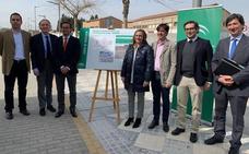 Churriana de la Vega contará con una nueva glorieta en la avenida de Cristóbal Colón licitada por la Junta