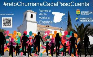 Churriana de la Vega inicia el reto 'Cada paso cuenta' a beneficio de la Obra Social del municipio