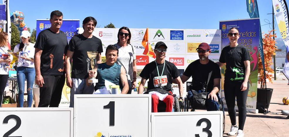 Gran éxito de participación en la V Carrera Inclusiva Churriana Integra