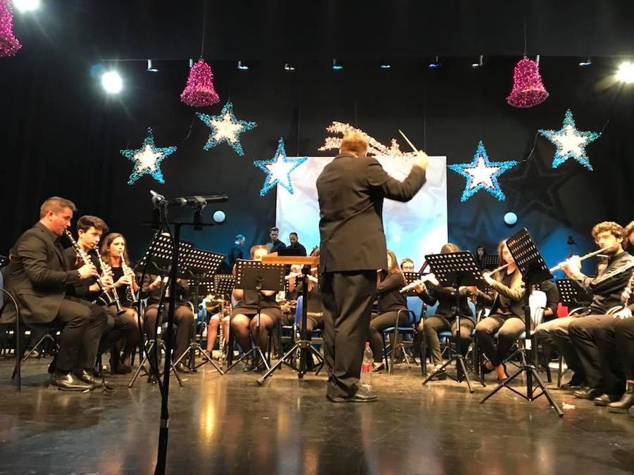 Comienzan las audiciones del segundo trimestre de la Escuela Municipal de Música de Churriana de la Vega