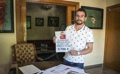 El concejal de Churriana niega ser un tránsfuga y denuncia amenazas e insultos