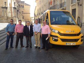 Autobuses Castillo (Jaén)