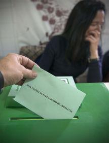 Elecciones Autonómicas Andalucía 2D