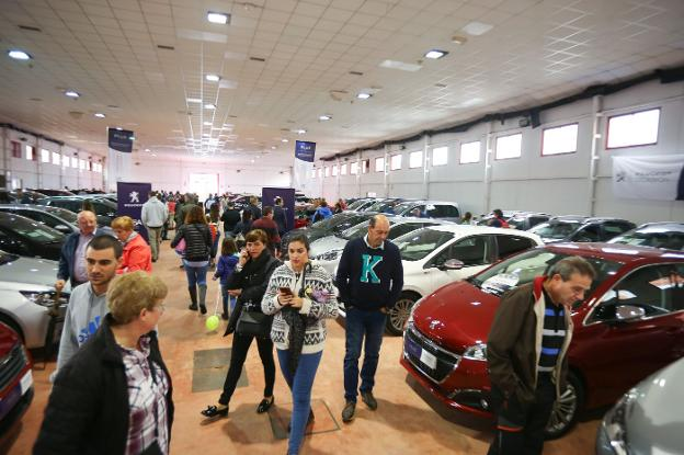 Feria del Motor de IDEAL