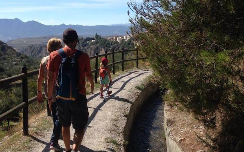 Rutas senderistas por Granada