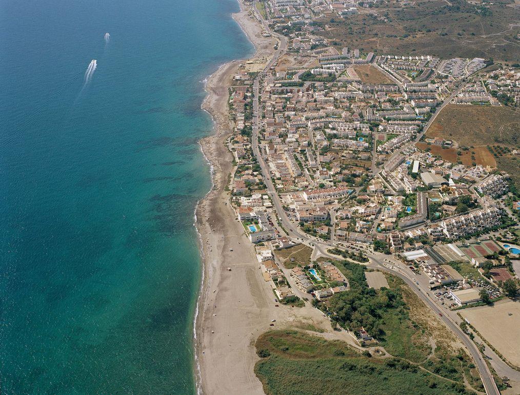 Playa De La Rumina Mojácar Ideal Es