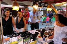Almerimar acoge la sexta edición del mercado marinero del 14 al 16 de julio