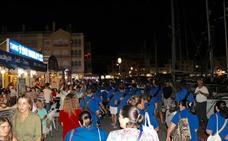 Almerimar se queda 'La Noche en Vela'
