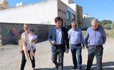 El Ejido mejorará una veintena de vías de la Cañada de Cortés en Santo Domingo