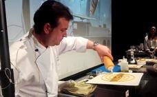 Así cerró Antonio Carmona su show cooking