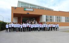 Alumnos del IES Santo Domingo se acercan al cáncer desde la prevención
