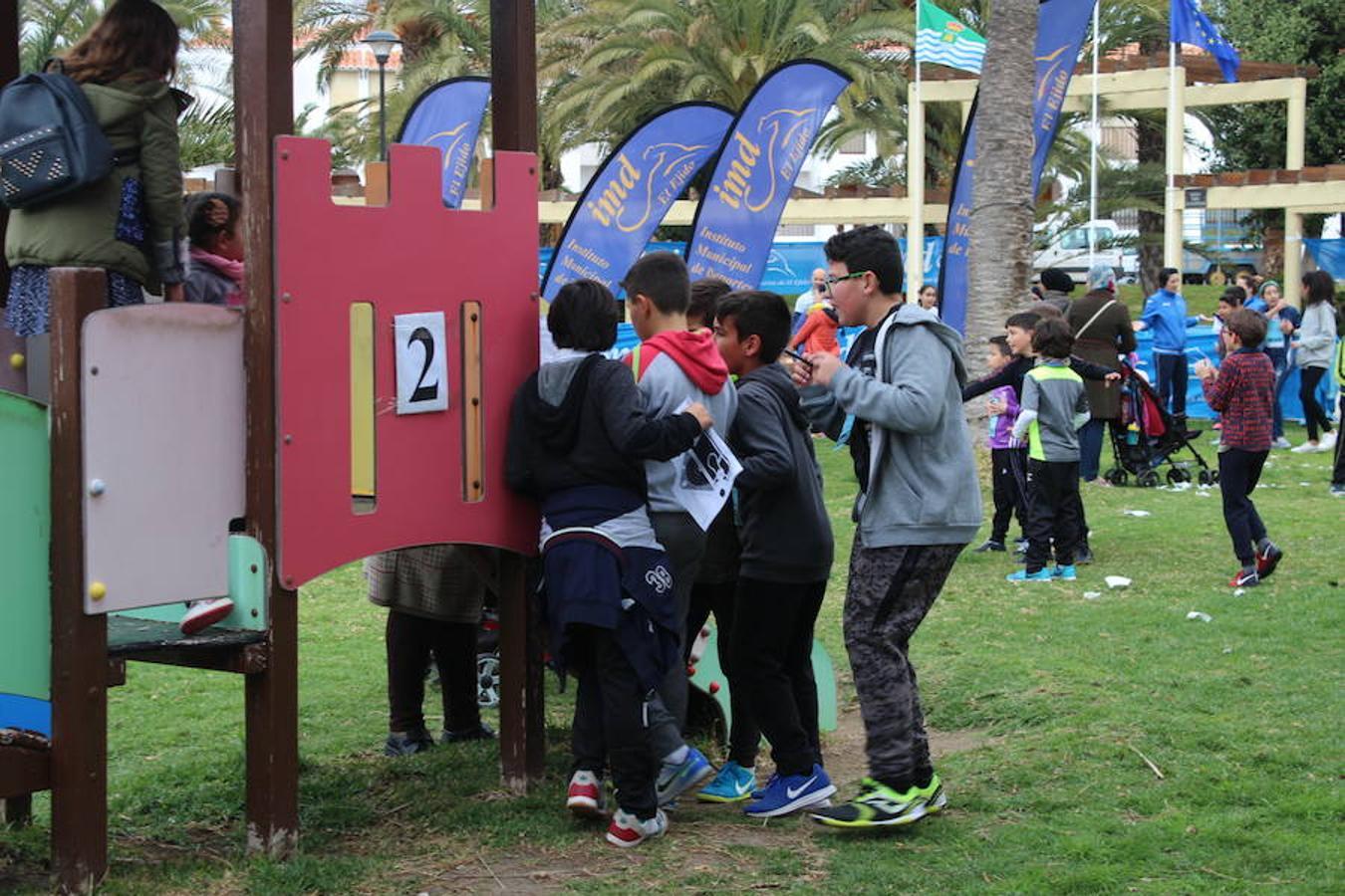 Deporte y música en Balerma y San Agustín por el Día de Andalucía