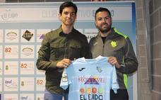 Germán Ruiz: «Tenía ofertas de otros equipos, pero me atrajo más la del CD El Ejido»