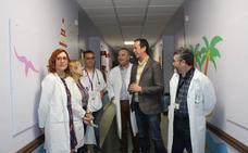 Acreditación de nivel avanzado para la Unidad de Pediatría del Hospital de Poniente