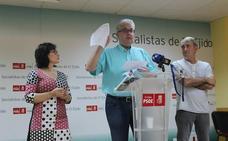 El socialista Tomás Elorrieta comunica su renuncia al puesto de concejal