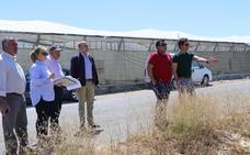 El gobierno local mejorará la carretera que une San Agustín y Las Norias