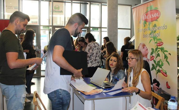 La Feria de Empleo y Emprendimiento Poniente-Alpujarra hace parada en El Ejido