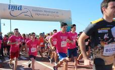Cerca de 700 personas se suman a la Carrera y Marcha Solidaria Francisco Navarrete en El Ejido