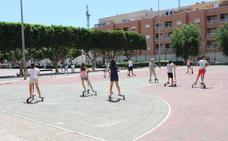 El colegio Ciavieja gana el tercer premio del concurso Ponte en Marcha