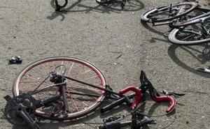 El ciclista fallecido en El Ejido fue atropellado dos veces y el primer conductor se dio a fuga