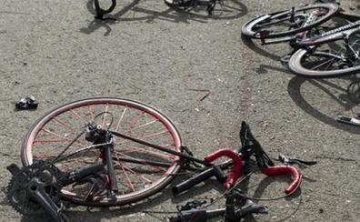 Muere un ciclista de 40 años atropellado en El Ejido