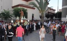 El Ejido envuelve a San Isidro